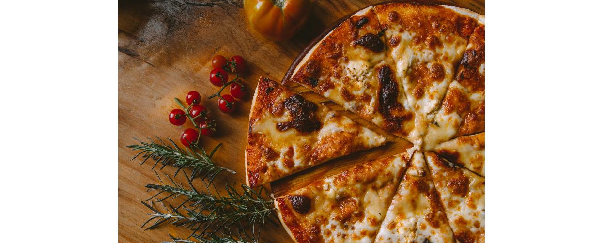 PIZZA EMIETTES DE THON